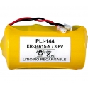 PACK LITIO 3.6V/1900MAH